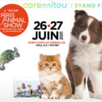Venez découvrir Caremitou sur le stand F37 au Salon Expozoo & Paris Animal Show – Paris 2021